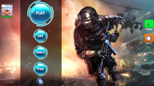 اسکرین شات بازی Counter Terrorist Shot 5