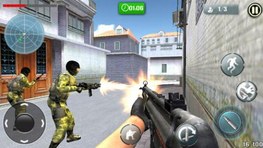 اسکرین شات بازی Counter Terrorist Shot 1