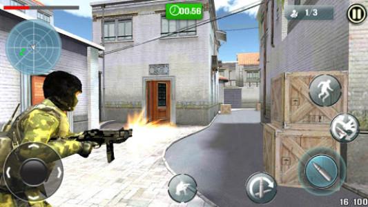 اسکرین شات بازی Counter Terrorist Shot 7