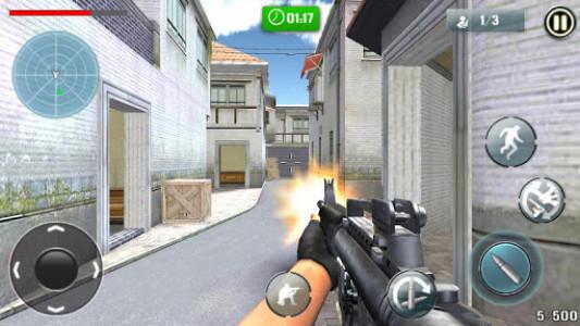 اسکرین شات بازی Counter Terrorist Shot 2