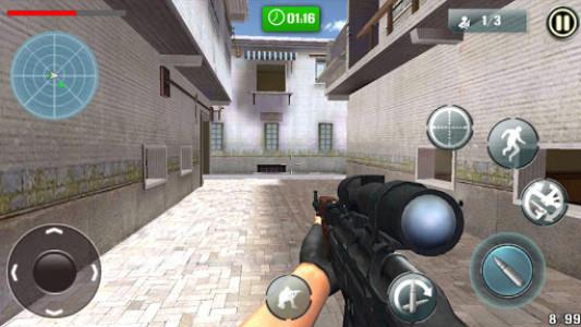 اسکرین شات بازی Counter Terrorist Shot 8