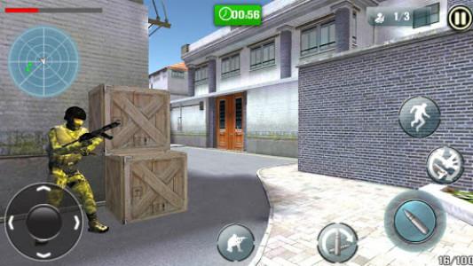 اسکرین شات بازی Counter Terrorist Shot 6