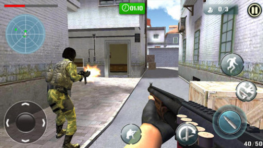 اسکرین شات بازی Counter Terrorist Shot 4