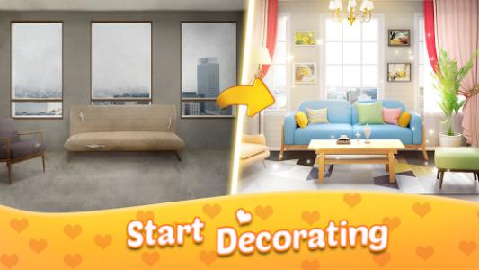 اسکرین شات بازی Hotel Decor: Hotel Manager, Home Design Games 1
