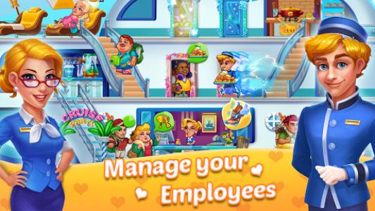 اسکرین شات بازی Hotel Decor: Hotel Manager, Home Design Games 4