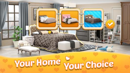 اسکرین شات بازی Hotel Decor: Hotel Manager, Home Design Games 2