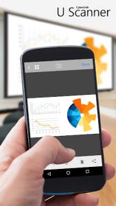 اسکرین شات برنامه U Scanner – Free Mobile Photo to PDF Scanner 1