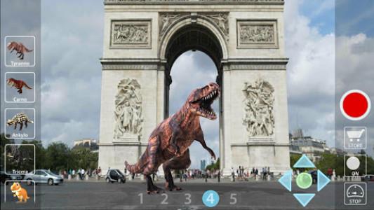 اسکرین شات برنامه Animal Camera 3D 1