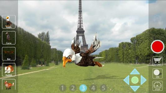 اسکرین شات برنامه Animal Camera 3D 2