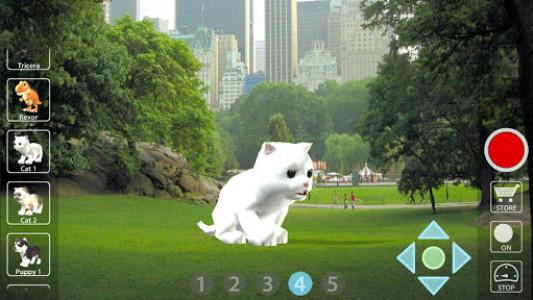 اسکرین شات برنامه Animal Camera 3D 4