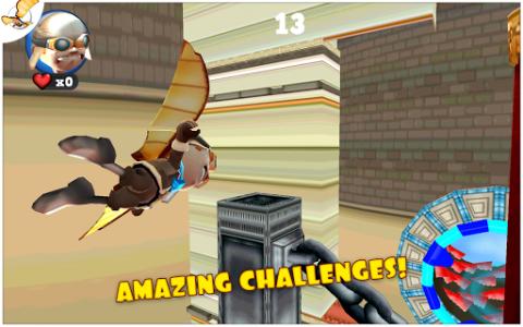 اسکرین شات بازی Running Fred 8