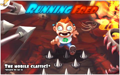 اسکرین شات بازی Running Fred 7