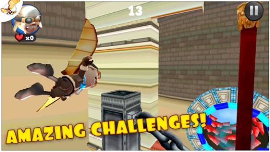 اسکرین شات بازی Running Fred 2