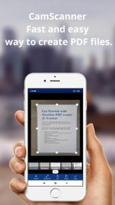 اسکرین شات برنامه PDF Reader & Scanner 2