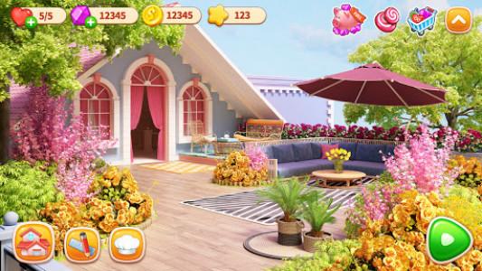 اسکرین شات بازی Cooking Home: Design Home in Restaurant Games 4