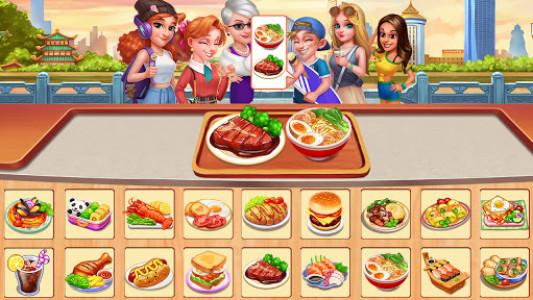 اسکرین شات بازی Cooking Home: Design Home in Restaurant Games 7