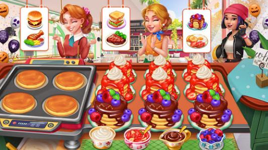 اسکرین شات بازی Cooking Home: Design Home in Restaurant Games 3