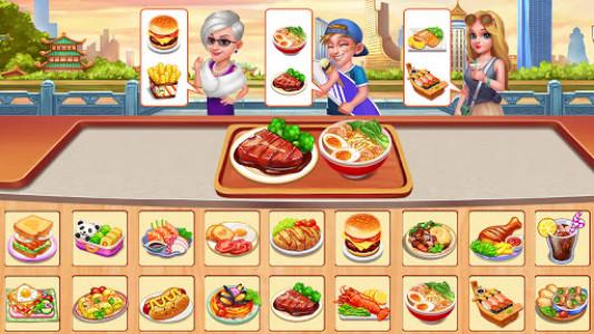 اسکرین شات بازی Cooking Home: Design Home in Restaurant Games 1
