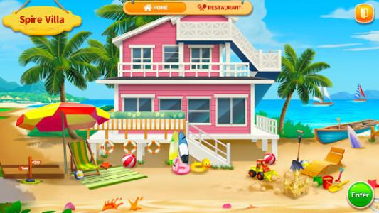 اسکرین شات بازی Cooking Home: Design Home in Restaurant Games 6