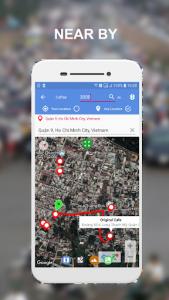 اسکرین شات برنامه Maps Route Finder 3