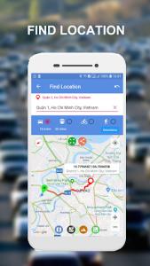 اسکرین شات برنامه Maps Route Finder 1