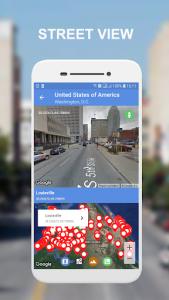 اسکرین شات برنامه Maps Route Finder 2