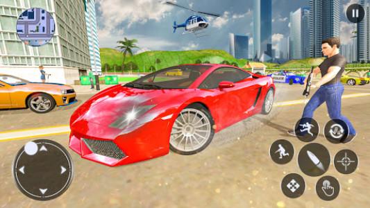 اسکرین شات بازی Grand Gangsters Crime 2021: City Gangster Games 4