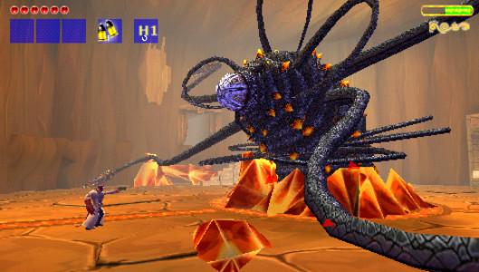 اسکرین شات بازی پسر جهنمی 3