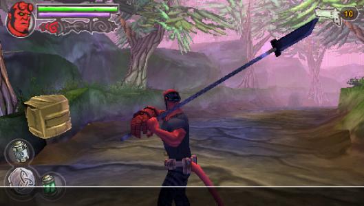 اسکرین شات بازی پسر جهنمی 9