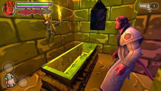 اسکرین شات بازی پسر جهنمی 12