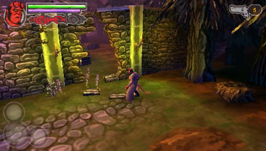 اسکرین شات بازی پسر جهنمی 10