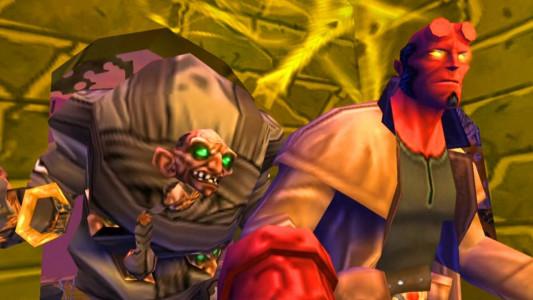 اسکرین شات بازی پسر جهنمی 18