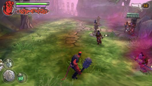 اسکرین شات بازی پسر جهنمی 5