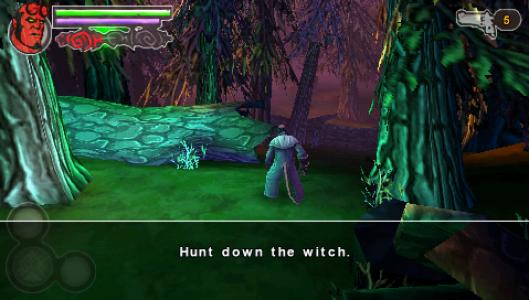 اسکرین شات بازی پسر جهنمی 8