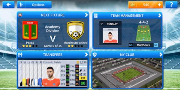 اسکرین شات برنامه Tricks for Dream Winner Soccer 2