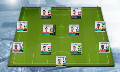 اسکرین شات برنامه Tricks for Dream Winner Soccer 3