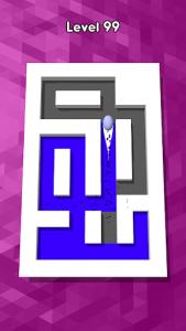 اسکرین شات بازی Color Maze 3