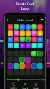اسکرین شات برنامه Beat Maker - Drum Pad Machine Pro 3