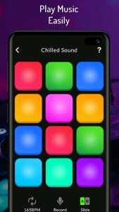 اسکرین شات برنامه Beat Maker - Drum Pad Machine Pro 1