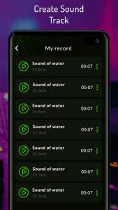 اسکرین شات برنامه Beat Maker - Drum Pad Machine Pro 4