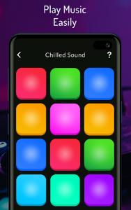 اسکرین شات برنامه Beat Maker - Drum Pad Machine Pro 5