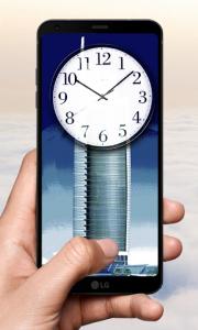 اسکرین شات برنامه Dubai Clock Wallpapers - Analog Clock Backgrounds 5