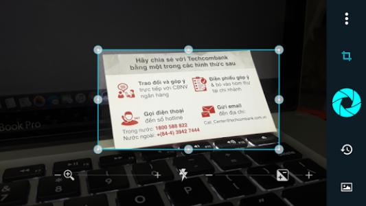 اسکرین شات برنامه Smart Lens - Text Scanner (OCR) 7