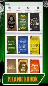 اسکرین شات برنامه Islamic Books Collection & Online Books To Read 2