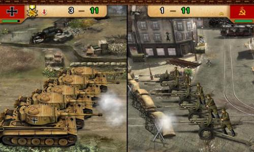 اسکرین شات بازی World Conqueror 2 2