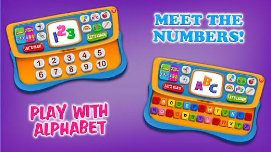 اسکرین شات بازی Baby Phone Game for Kids Free 5