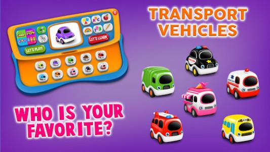 اسکرین شات بازی Baby Phone Game for Kids Free 3