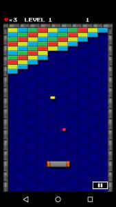 اسکرین شات بازی آجر شکن کلاسیک 1