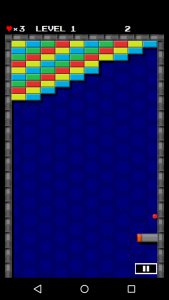 اسکرین شات بازی آجر شکن کلاسیک 3