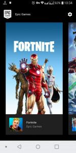 اسکرین شات بازی Fortnite Downloader 2
